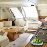 Sealine F42/5 3 cabines 1 | Jacht makelaar | Shipcar Yachts