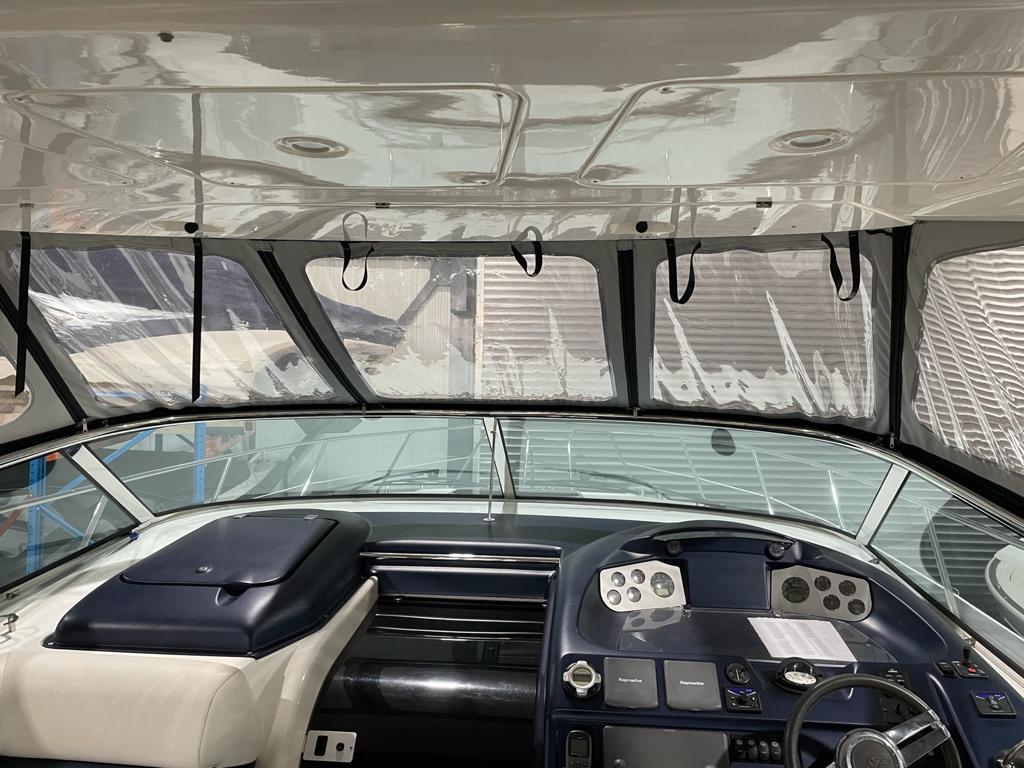 Sealine  S42   Jacht makelaar   Shipcar Yachts