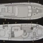 Cranchi Mediterranee 47  1 | Jacht makelaar | Shipcar Yachts
