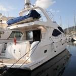 Majesty 61 2 | Jacht makelaar | Shipcar Yachts