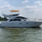 Azimut 42 Fly | Jacht makelaar | Shipcar Yachts