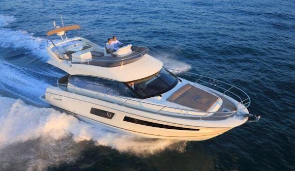 Prestige 450 | Jacht makelaar | Shipcar Yachts