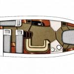 Sealine S 38 1 | Jacht makelaar | Shipcar Yachts