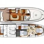Prestige 46 Fly 24 | Jacht makelaar | Shipcar Yachts