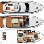 Fairline Phantom 48 1 | Jacht makelaar | Shipcar Yachts