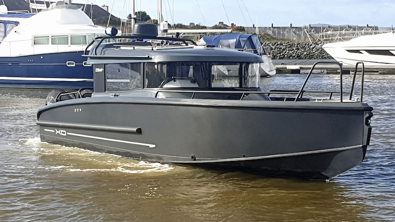 XO Boats  270 cabin  | Jacht makelaar | Shipcar Yachts