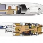 Fairline Targa 52 GT 22 | Jacht makelaar | Shipcar Yachts
