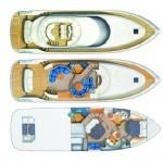 Fairline Squadron 52 12 | Jacht makelaar | Shipcar Yachts