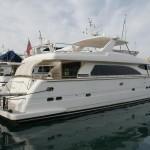 Elegance 82 23 | Jacht makelaar | Shipcar Yachts