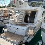 Sealine F42/5 3 cabines 2 | Jacht makelaar | Shipcar Yachts