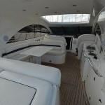Sunseeker Camargue 50 HT 8 | Jacht makelaar | Shipcar Yachts