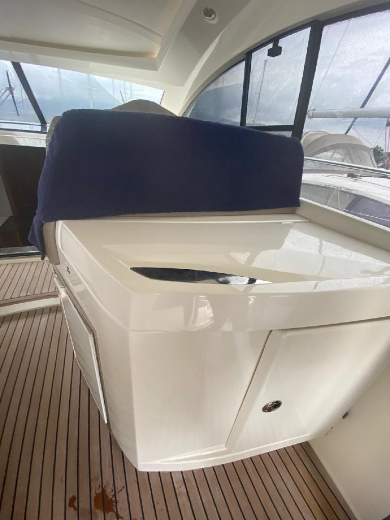 Prestige 440 S | Jacht makelaar | Shipcar Yachts
