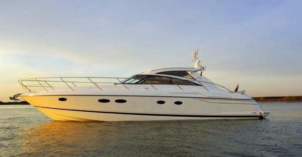 Princess V 48 | Jacht makelaar | Shipcar Yachts