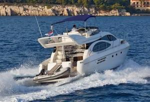 Azimut 46 Fly | Jacht makelaar | Shipcar Yachts