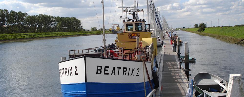 Sportvisserij en rondvaarten Beatrix (16-2-16) | Boten kopen | Jachten verkopen | Botengids.nl