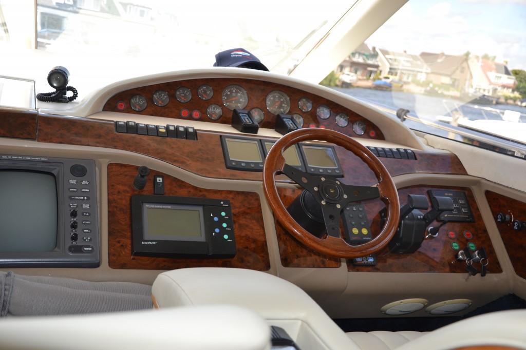 Princess  65 | Jacht makelaar | Shipcar Yachts