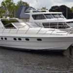 Princess Riviera 46   Jacht makelaar   Shipcar Yachts