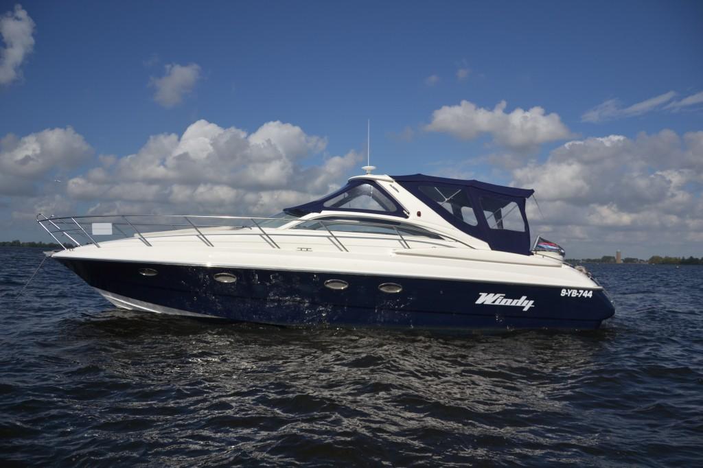 Windy  Bora 40 | Jacht makelaar | Shipcar Yachts