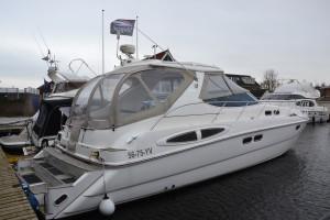 Sealine S 48 | Jacht makelaar | Shipcar Yachts