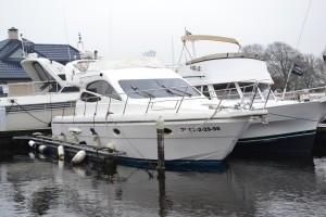 Doqueve Majestic 42 Fly | Jacht makelaar | Shipcar Yachts