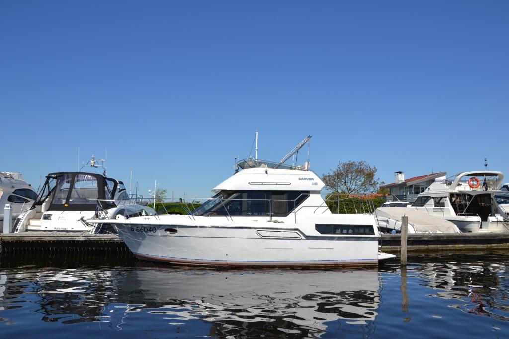 Carver 28 | Jacht makelaar | Shipcar Yachts