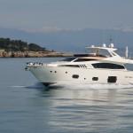 Ferretti 800 HT 1 | Jacht makelaar | Shipcar Yachts