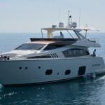 Ferretti 800 HT 5 | Jacht makelaar | Shipcar Yachts