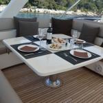 Ferretti 800 HT 12 | Jacht makelaar | Shipcar Yachts
