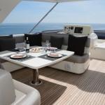 Ferretti 800 HT 26 | Jacht makelaar | Shipcar Yachts