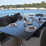 Ferretti 800 HT 43 | Jacht makelaar | Shipcar Yachts
