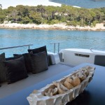 Ferretti 800 HT 46 | Jacht makelaar | Shipcar Yachts