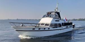 Valk Bakdekkruiser | Jacht makelaar | Shipcar Yachts