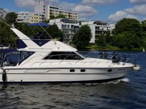 Fairline  Corsica 35 | Jacht makelaar | Shipcar Yachts