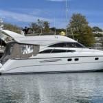 Princess 50 Fly 28 | Jacht makelaar | Shipcar Yachts