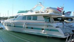 Falcon  21 M | Jacht makelaar | Shipcar Yachts