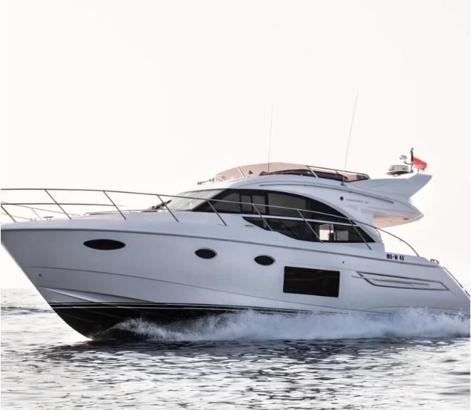 Princess  49 | Jacht makelaar | Shipcar Yachts
