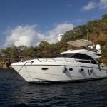 Princess 54 1 | Jacht makelaar | Shipcar Yachts