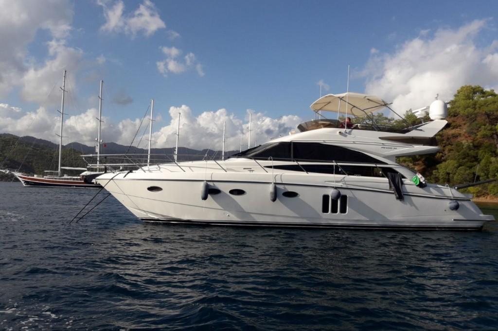 Princess 54 | Jacht makelaar | Shipcar Yachts