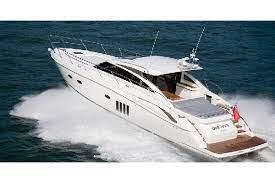 Princess V 62 | Jacht makelaar | Shipcar Yachts