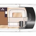 Princess  49 7 | Jacht makelaar | Shipcar Yachts