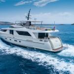 San Lorenzo SD 92 3 | Jacht makelaar | Shipcar Yachts