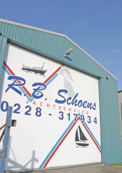 R.B. Schoens Jachtservice (betaald) | Boten kopen | Jachten verkopen | Botengids.nl
