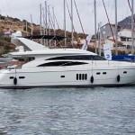 Princess 21 M 1 | Jacht makelaar | Shipcar Yachts