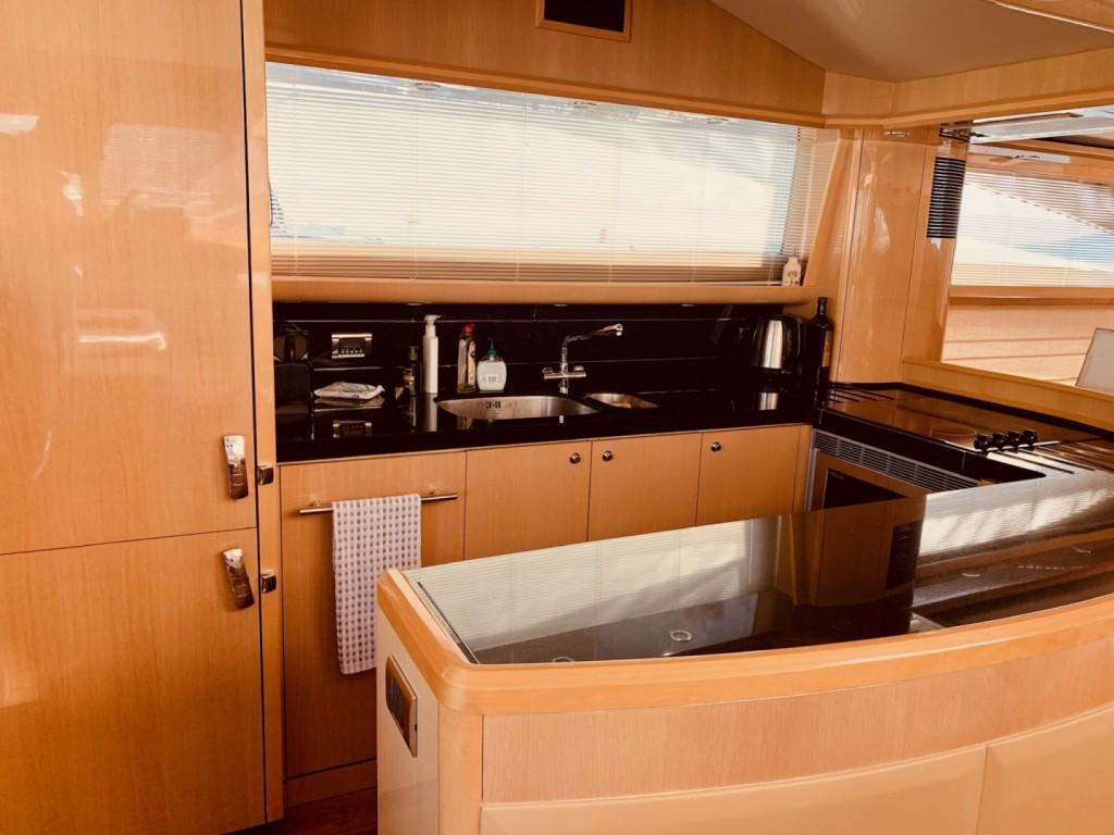 Princess 21 M | Jacht makelaar | Shipcar Yachts