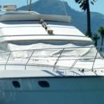 Princess 410 1 | Jacht makelaar | Shipcar Yachts