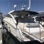 Princess V45 4   Jacht makelaar   Shipcar Yachts