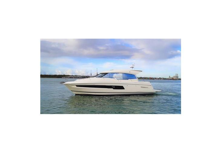 Prestige 460 Sport | Jacht makelaar | Shipcar Yachts