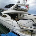 Sunseeker Manhattan 74 2   Jacht makelaar   Shipcar Yachts