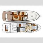 Jeanneau Prestige 46 23 | Jacht makelaar | Shipcar Yachts