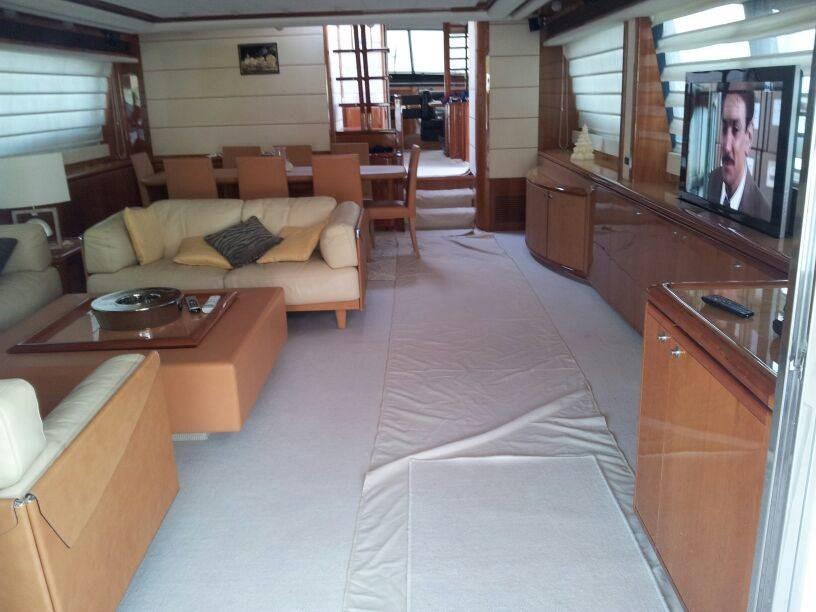Ferretti  880 | Jacht makelaar | Shipcar Yachts